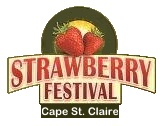 cape-st-claire-strawberry-festival-logo