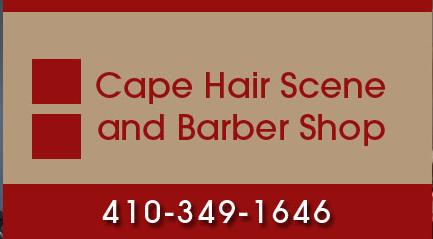 CAPE HAIR SCENE and BARBERSHOP